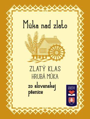 Zlatý klas hrubá múka pšeničná