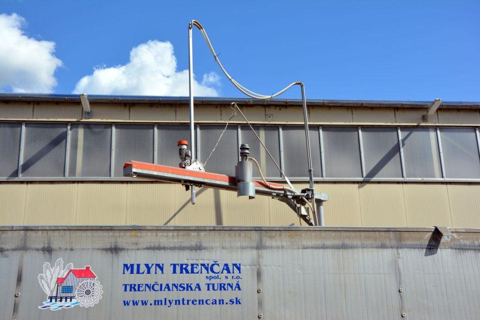 mlyn trenčan Slovenská múka